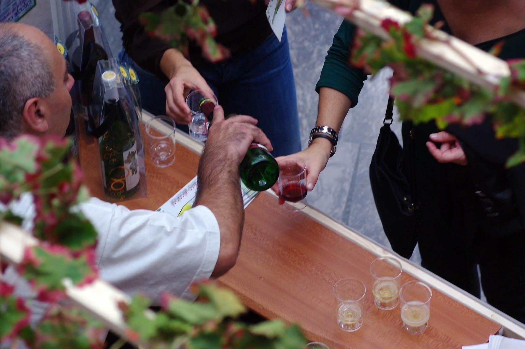 La Rioja es uno de los destinos favoritos de los turistas extranjeros para beber vino