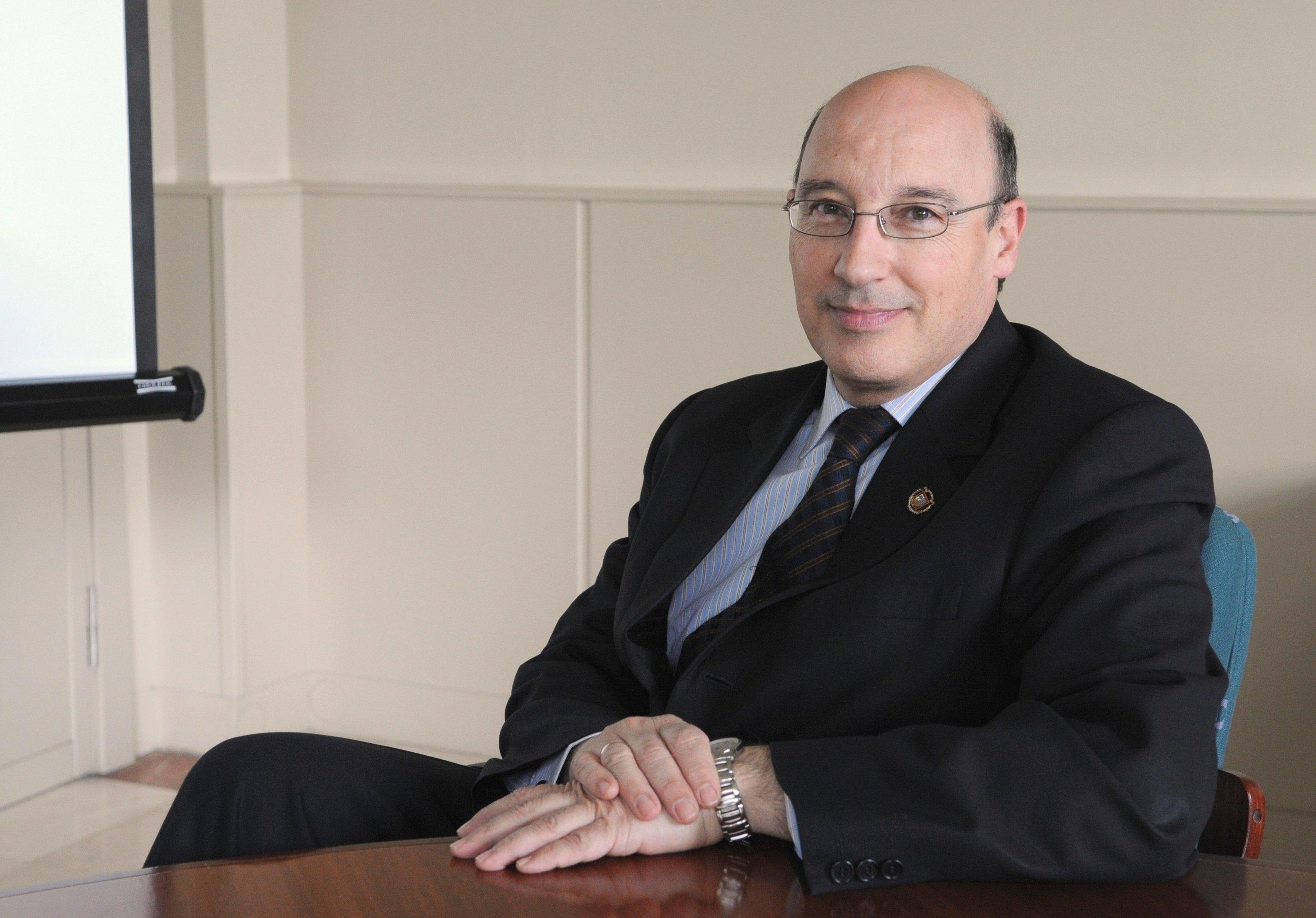 El rector de la UC apuesta por seguir trabajando por el modelo de impulsado a través de Cantabria Campus Internacional