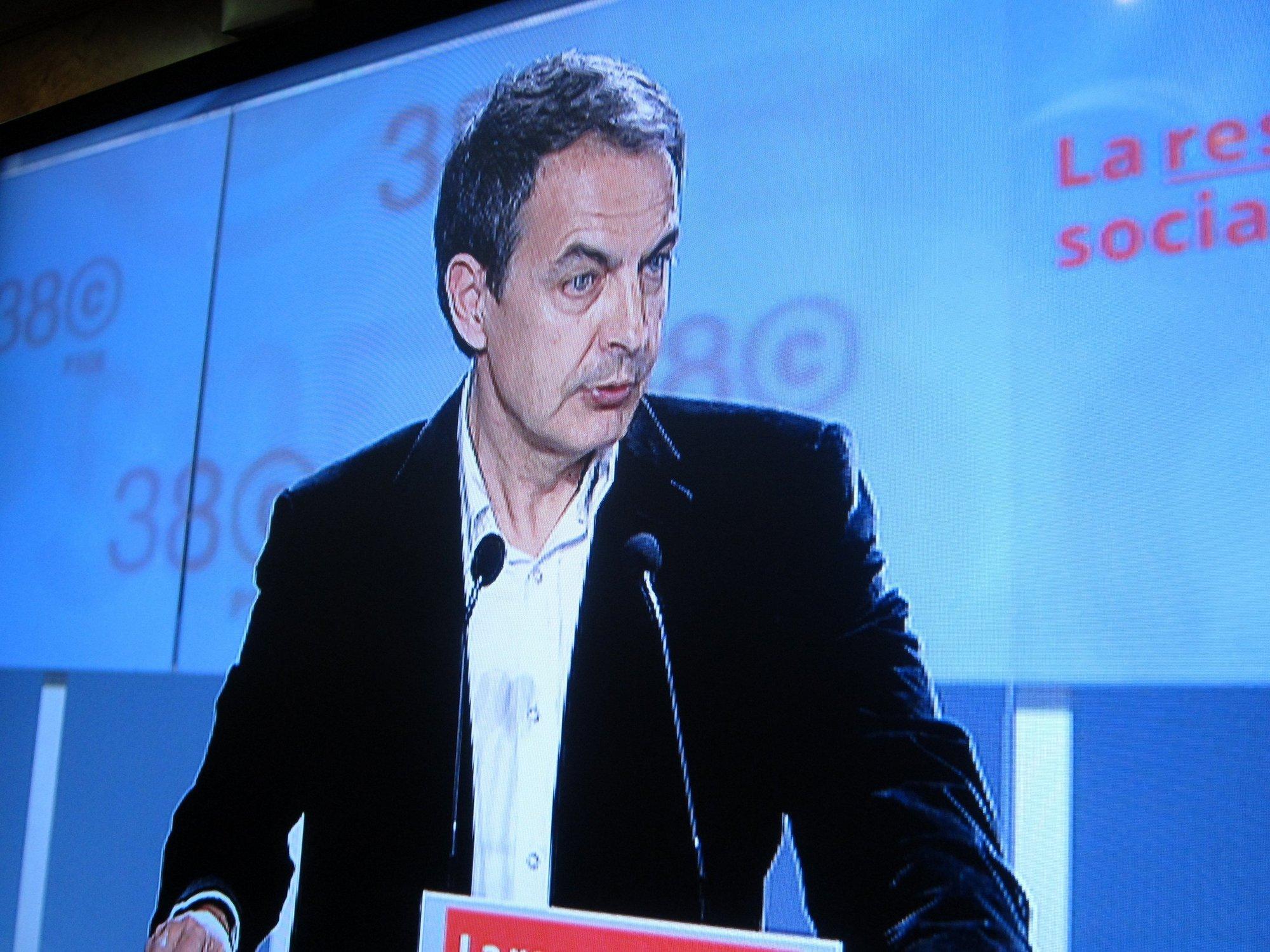 Zapatero participará en un acto de la Fundación IDEAS con partidos latinoamericanos que clausurará Rubalcaba