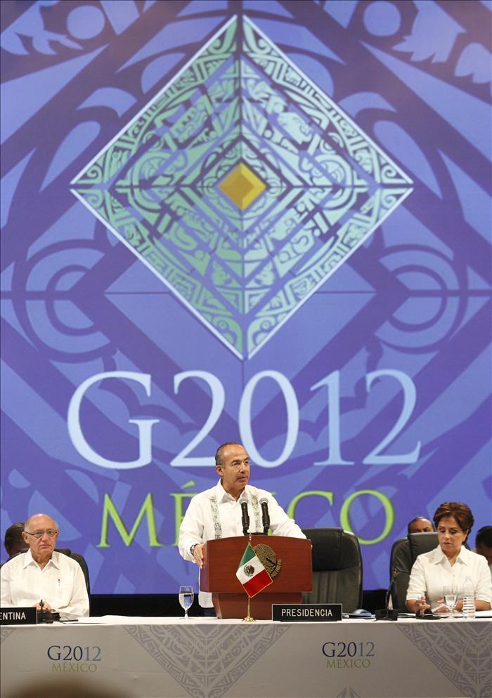 Más de cien grupos civiles exigen al G20 medidas contra la crisis mundial