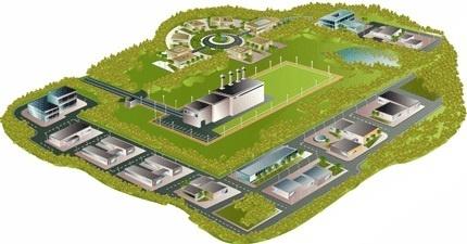 Una delegación de Cuenca viaja a Holanda para conocer el almacén nuclear, modelo en que se inspirará el de España