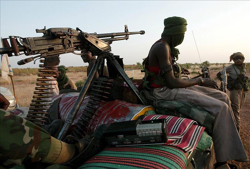 Un grupo rebelde secuestra en Darfur a 52 soldados de la Unión Africana y de la ONU