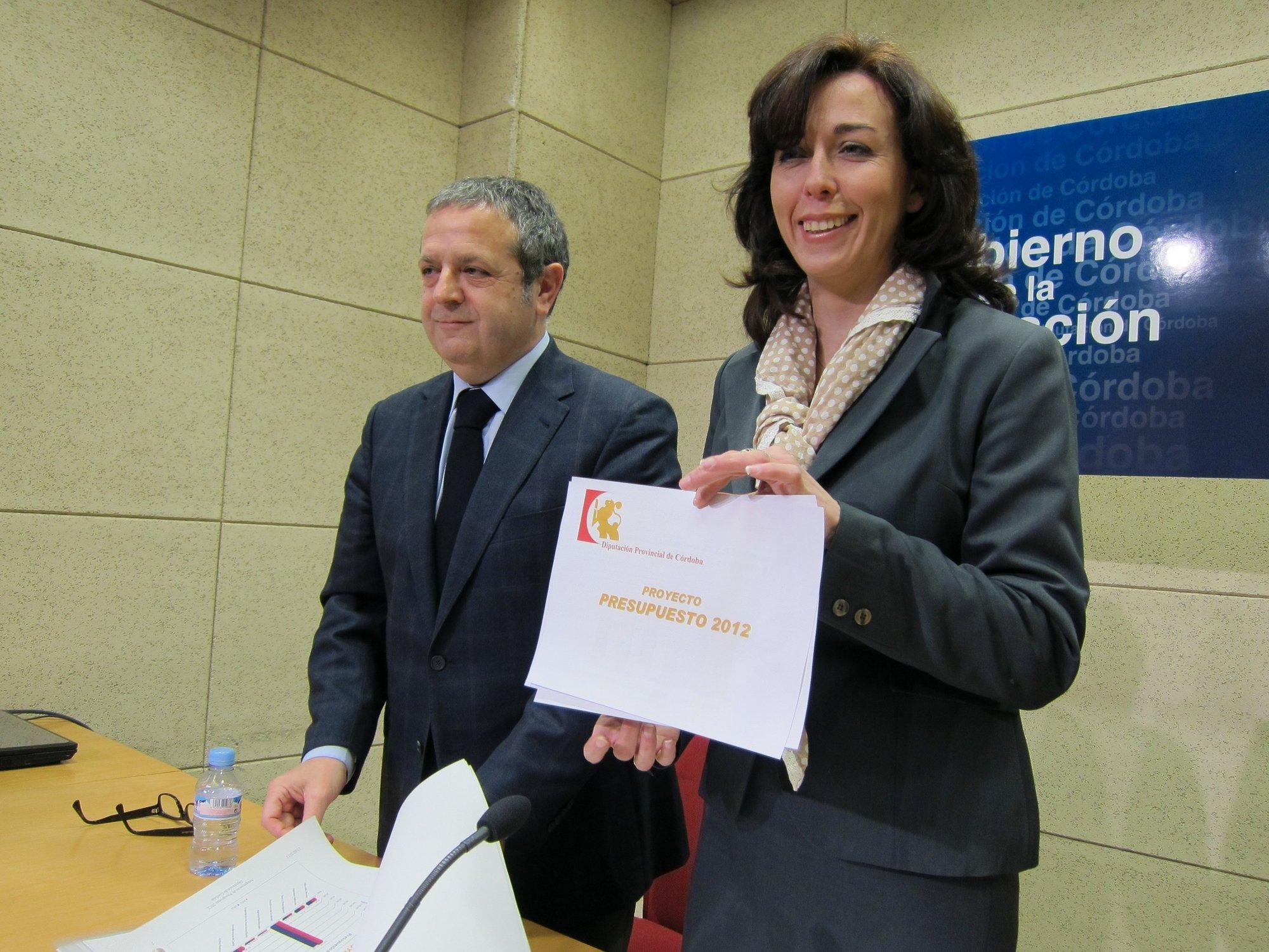 El presupuesto de la Diputación para 2012 sube un 1,47% y llega a los 203,5 millones