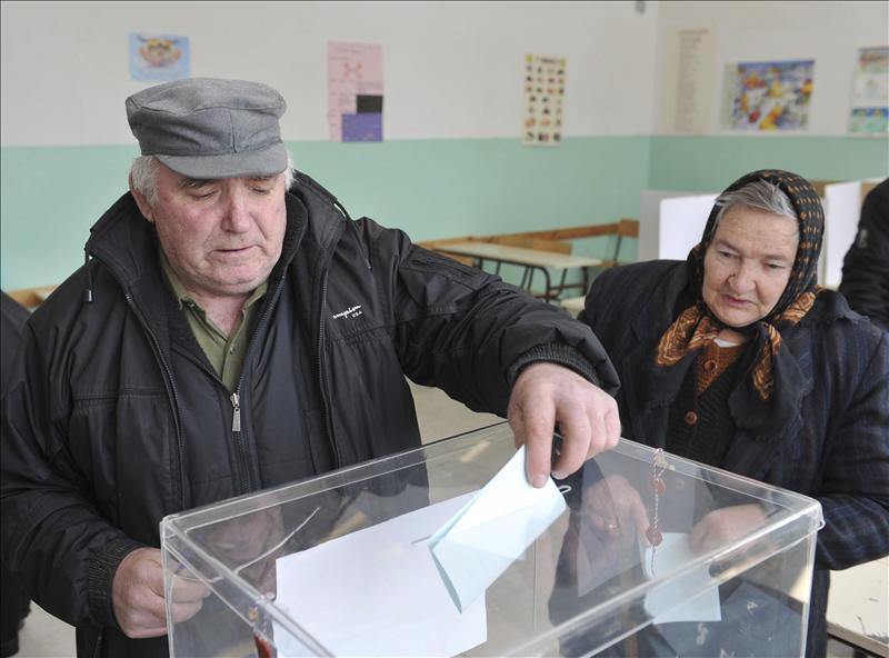 El 99,74 por ciento de los serbios del norte de Kosovo rechazaron la soberanía kosovar