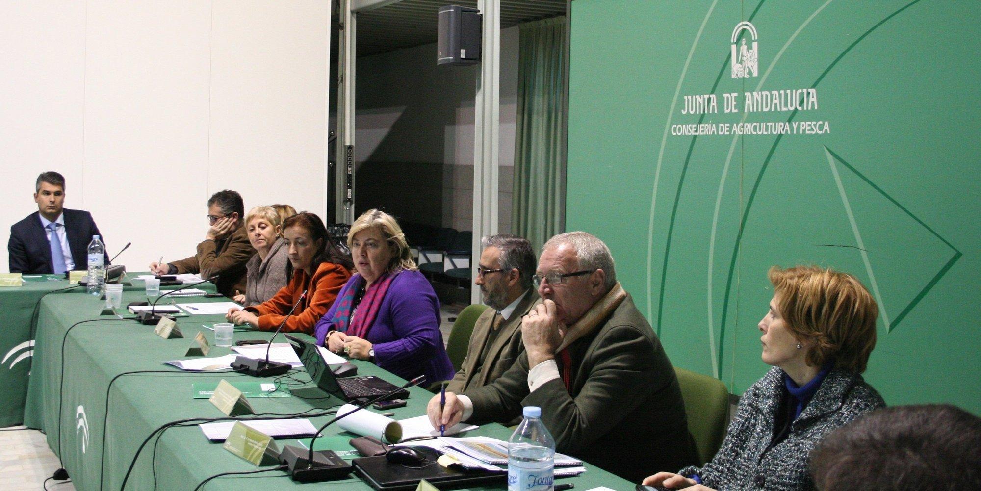 Aguilera destaca la importancia de invertir en I+D para garantizar un sector agroalimentario andaluz competitivo