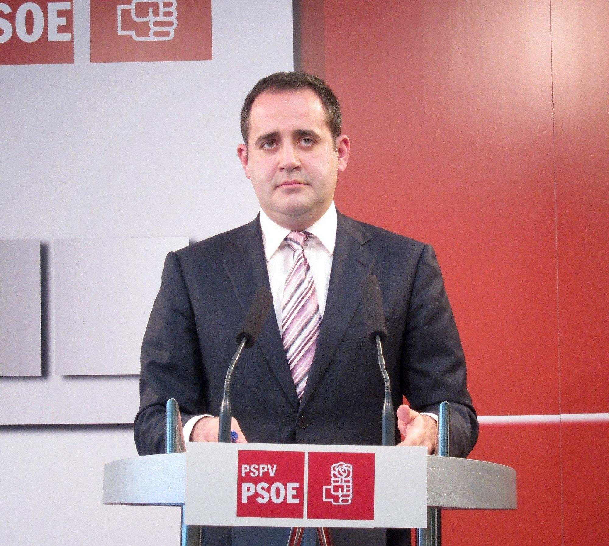 Alarte, sobre el manifiesto de Puig: «Todas las propuestas para el XII Congreso Nacional son bienvenidas de entrada»