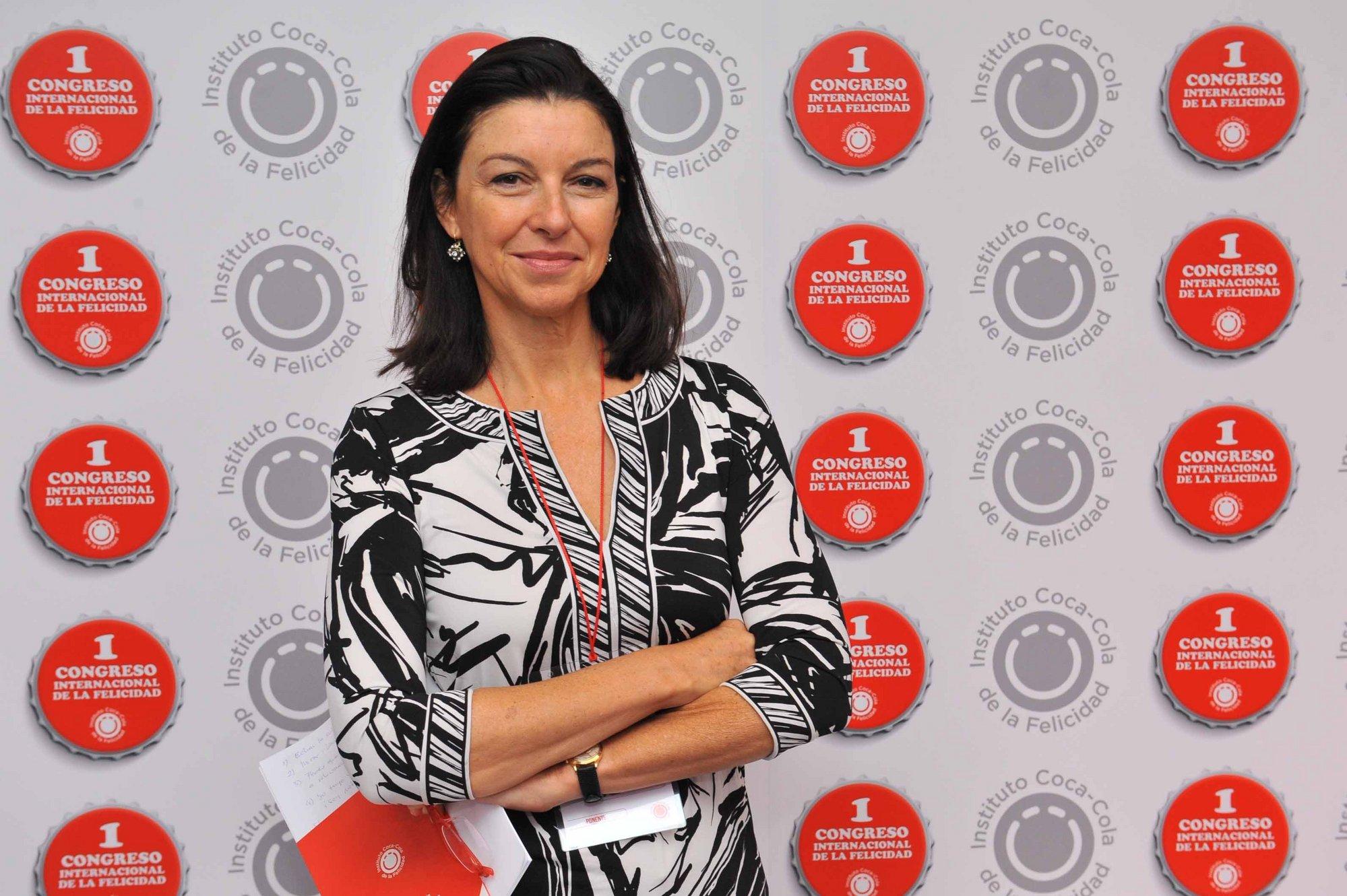 Alejandra Vallejo-Nágera pronuncia hoy una conferencia en León y presenta el libro »Hablemos de felicidad»