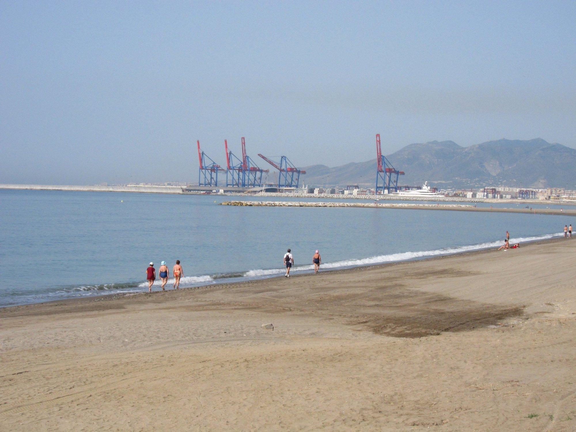 Andalucía, uno de los tres lugares de España preferido por los británicos para sus vacaciones de este verano