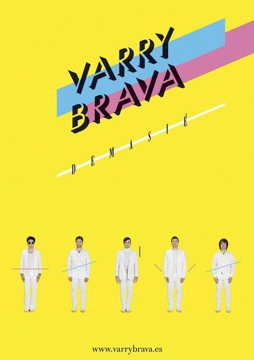 Barry Brava presenta su nuevo álbum »Demasié» el próximo viernes 9 de marzo en la sala 12&medio