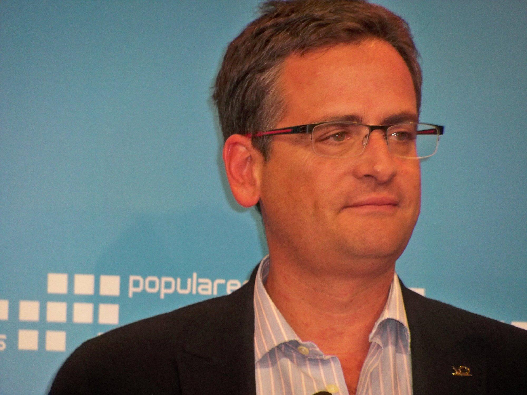 Basagoiti dice que puede haber «una declaración conjunta» del PP con PSOE y PNV para pedir a ETA su disolución