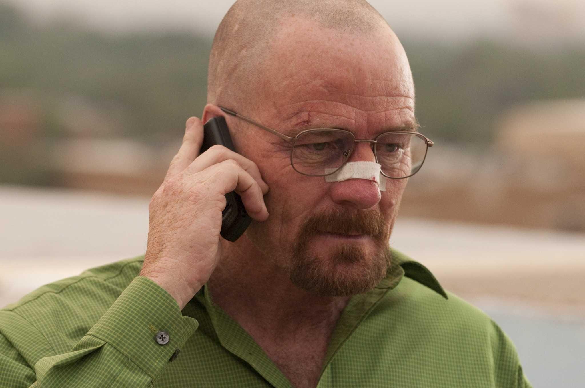 »Breaking Bad»: en la quinta temporada «veremos al peor Walter White»