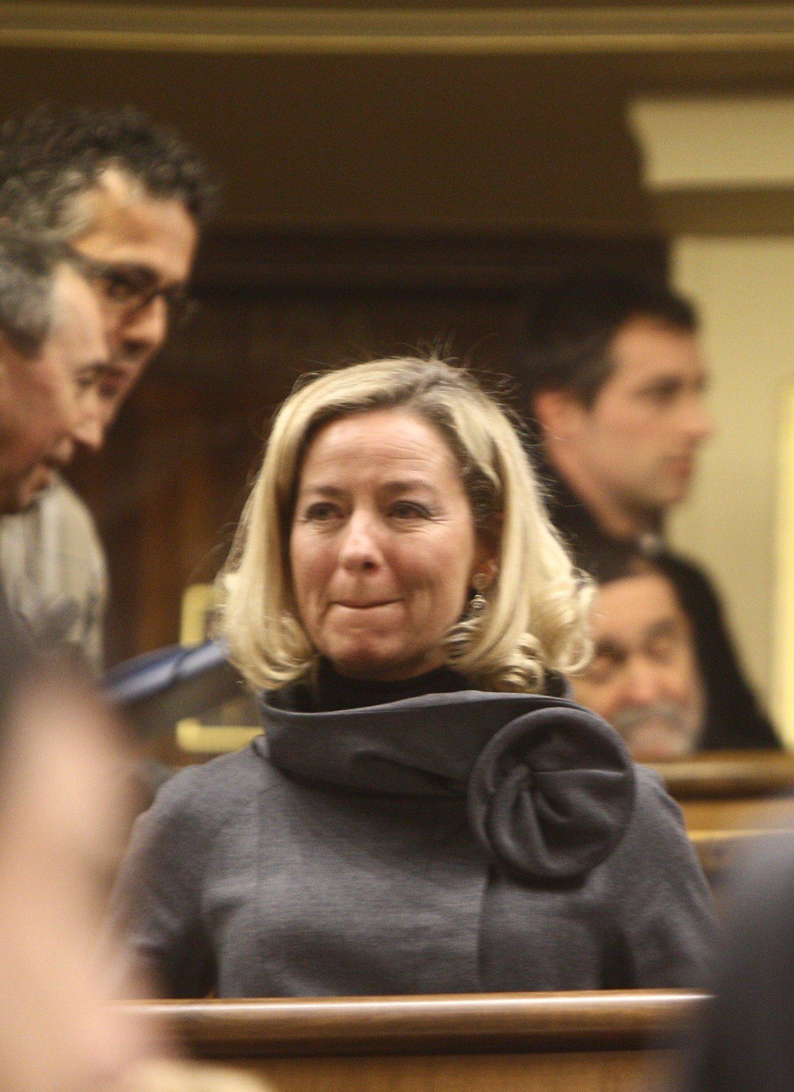 Coalición Canaria pide al Gobierno en el Congreso que impida que condenados y familiares se lucren en televisión