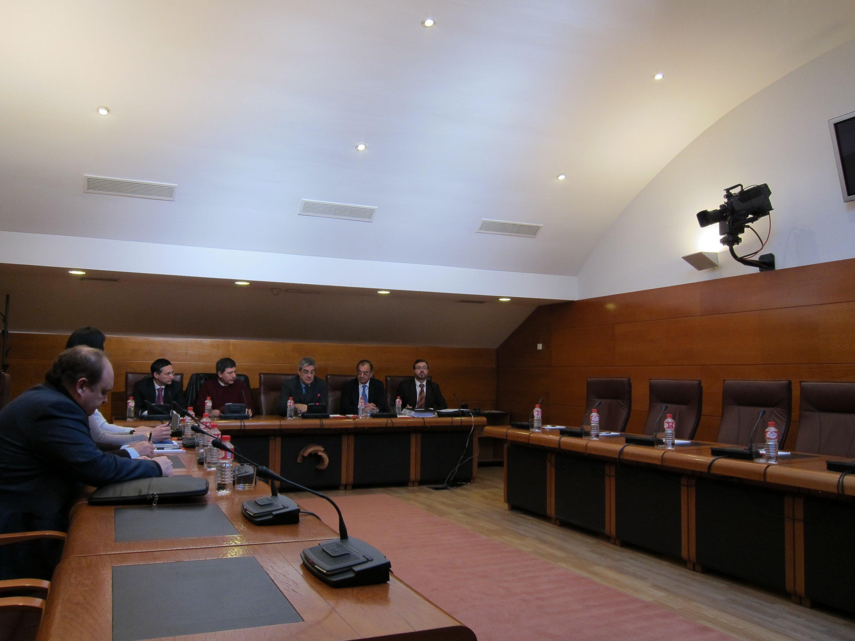 La mesa de la Comisión de Investigación se reúne este miércoles para decidir el nuevo calendario