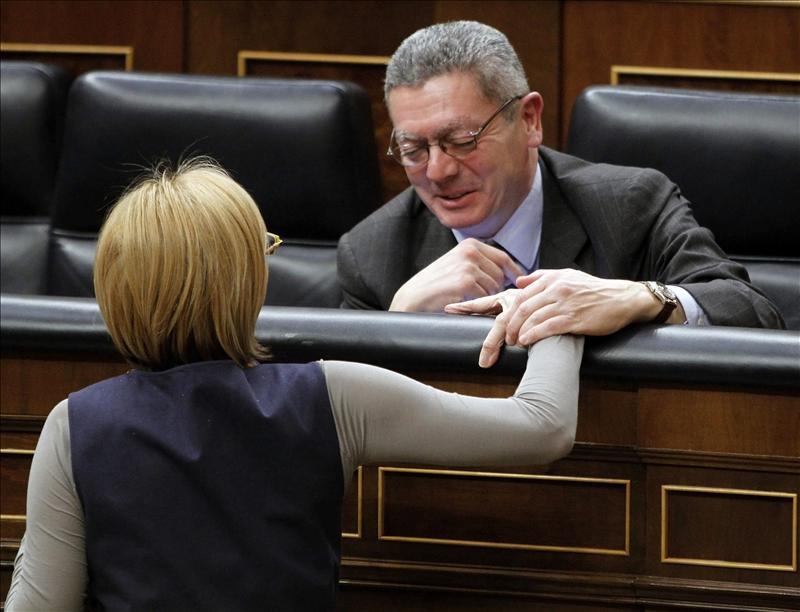 El Congreso votará hoy la posible ilegalización de Bildu y Amaiur