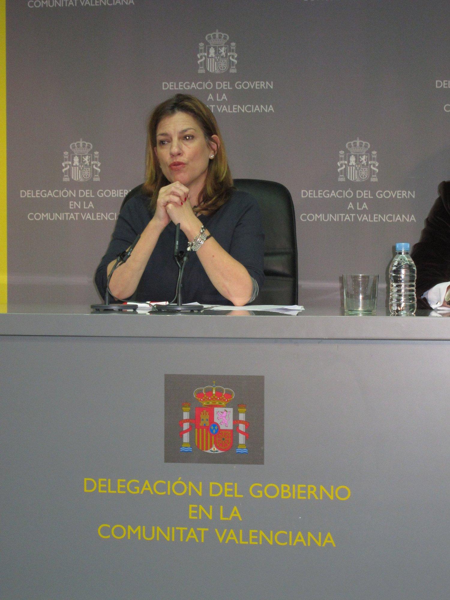Delegada del Gobierno en Valencia pide un expediente informativo y depurará responsabilidades si hubo «exceso»