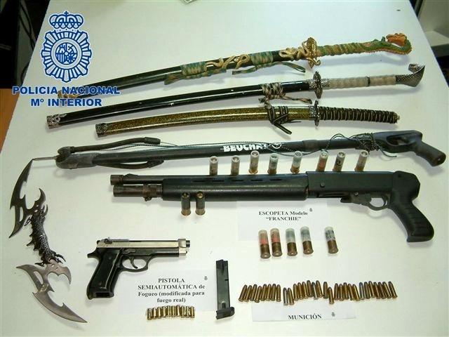 Desarticulado en Alicante un grupo organizado especializado en robos en viviendas y tráfico de drogas