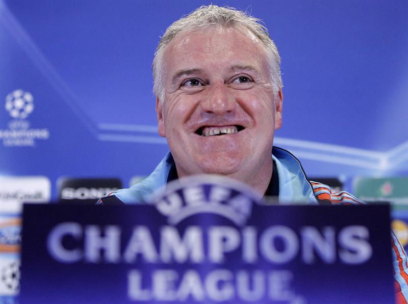 Deschamps quiere meter a Ranieri en un lío