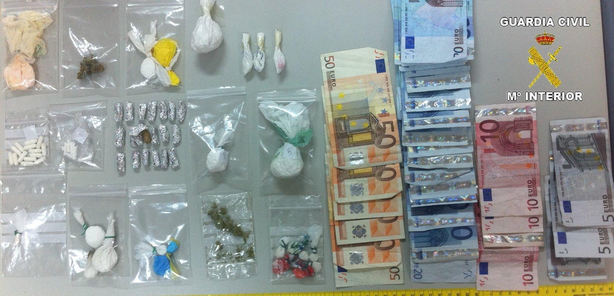 Detenidas diez personas por tráfico de droga al menudeo en una zona de ocio de Torrevieja