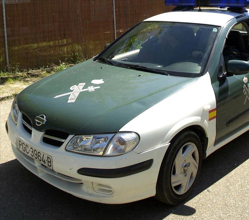 Detenido un hombre por la muerte a puñaladas de su vecino en Diezma (Granada)