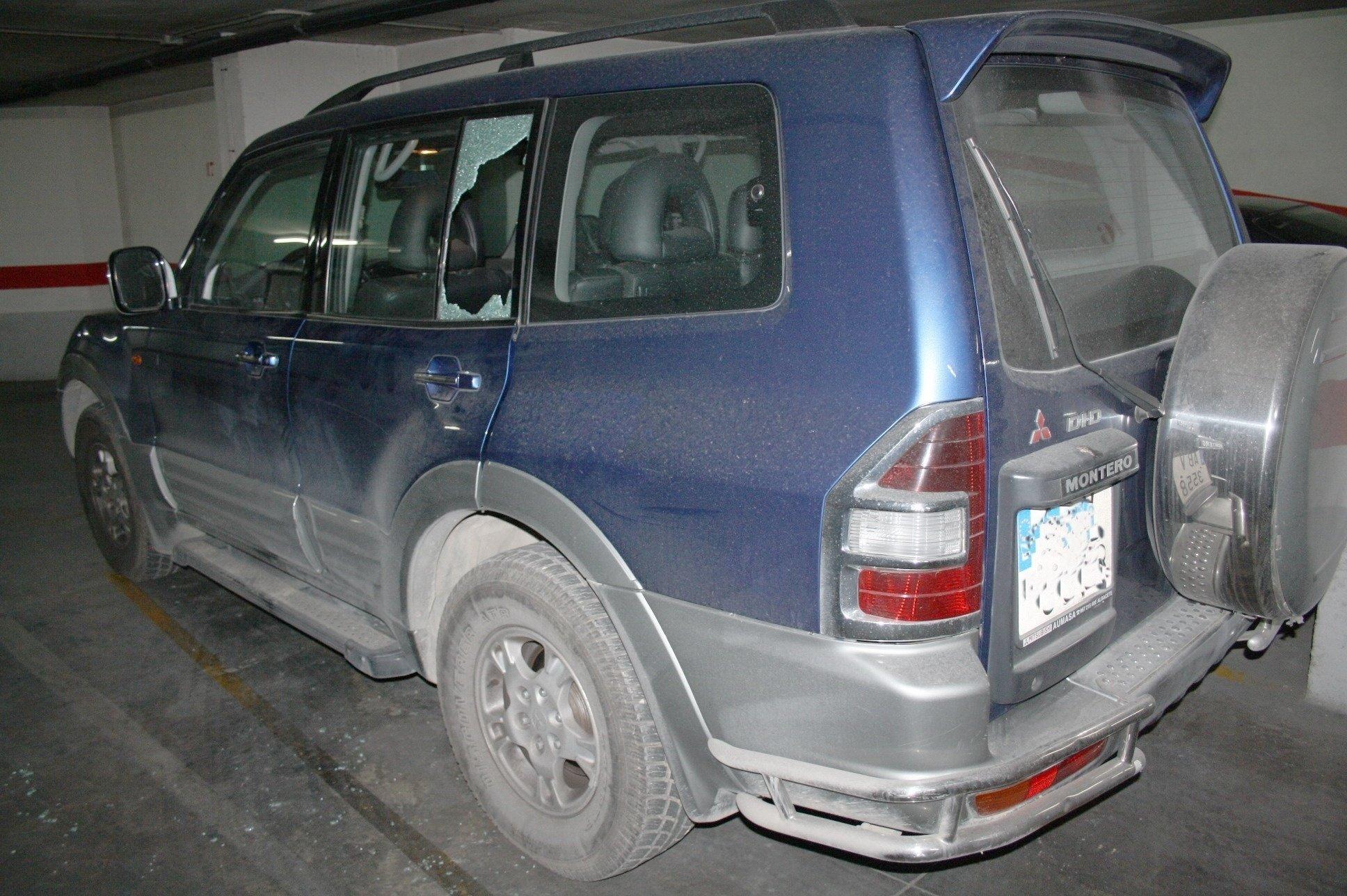 Detenido el presunto autor de una serie de robos en garajes de la capital albaceteña