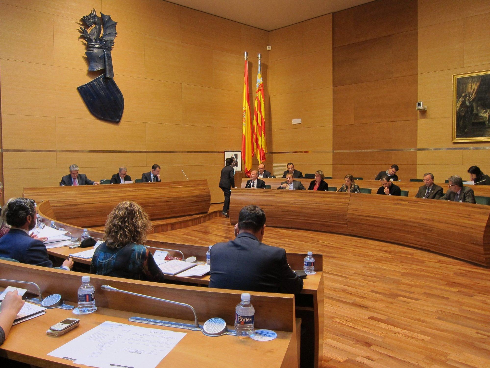 La Diputación de Valencia cree que hay que investigar lo sucedido en las protestas y defiende el Estado de Derecho
