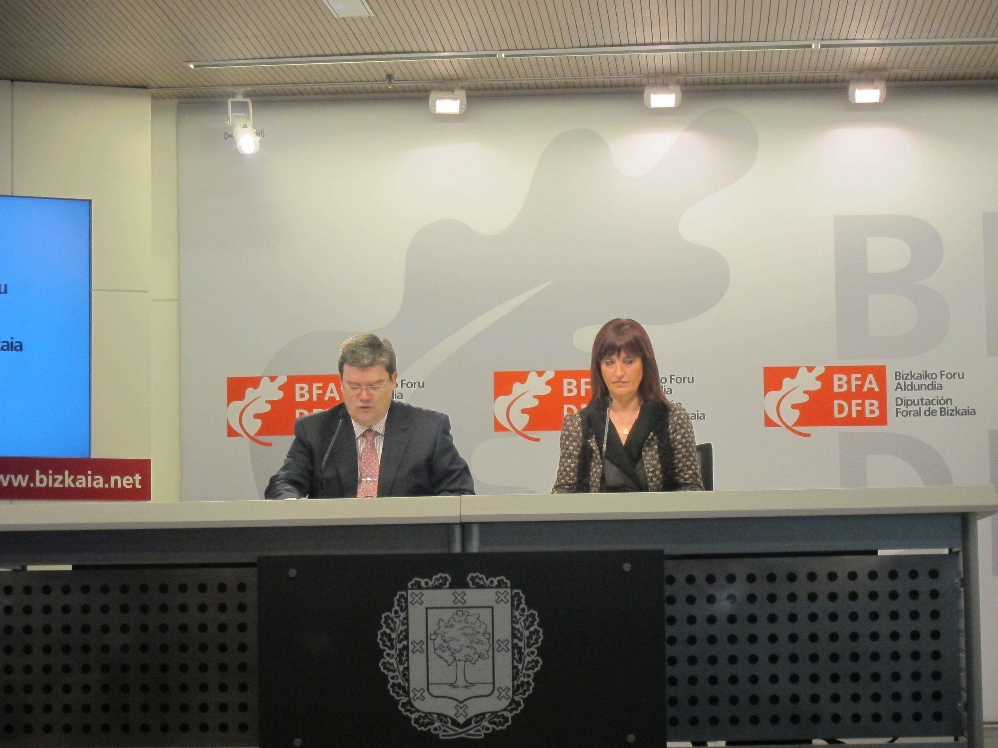 Diputación de Vizcaya revoca el nombramiento de »Primer vizcaíno de adopción y honor» otorgado a Franco en 1950