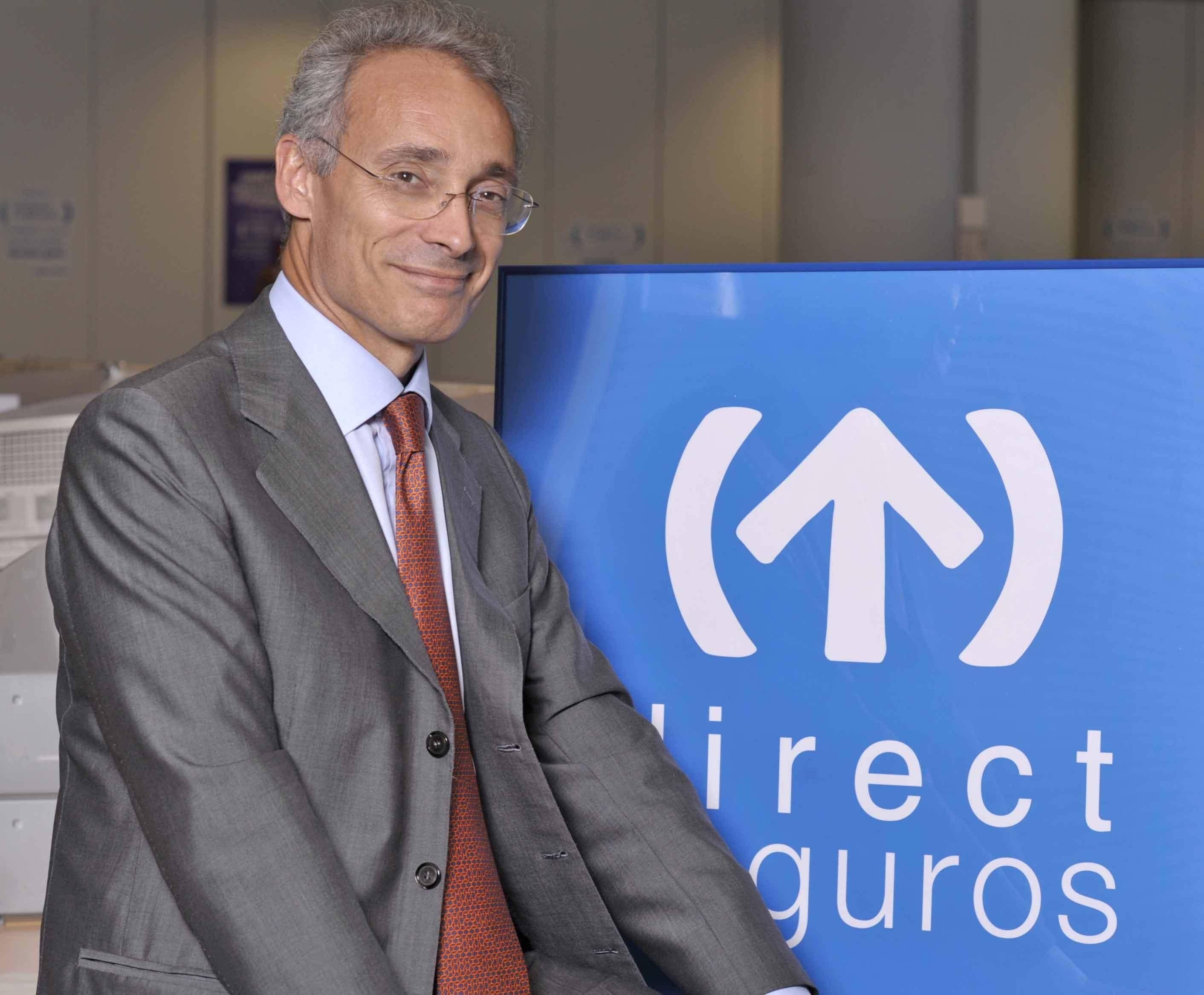Direct Seguros nombra a Guiseppe Dosi consejero delegado para España y Portugal