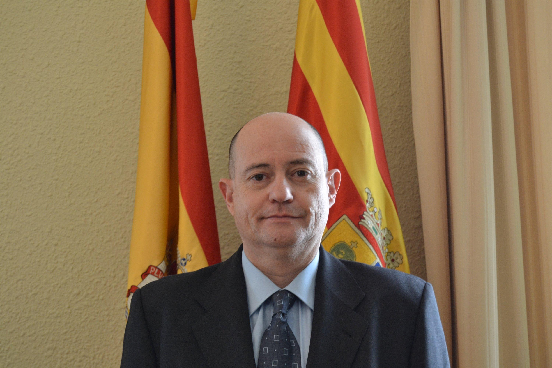 Enrique Pamiés toma posesión de su cargo como nuevo Comisario Jefe Provincial de Huesca