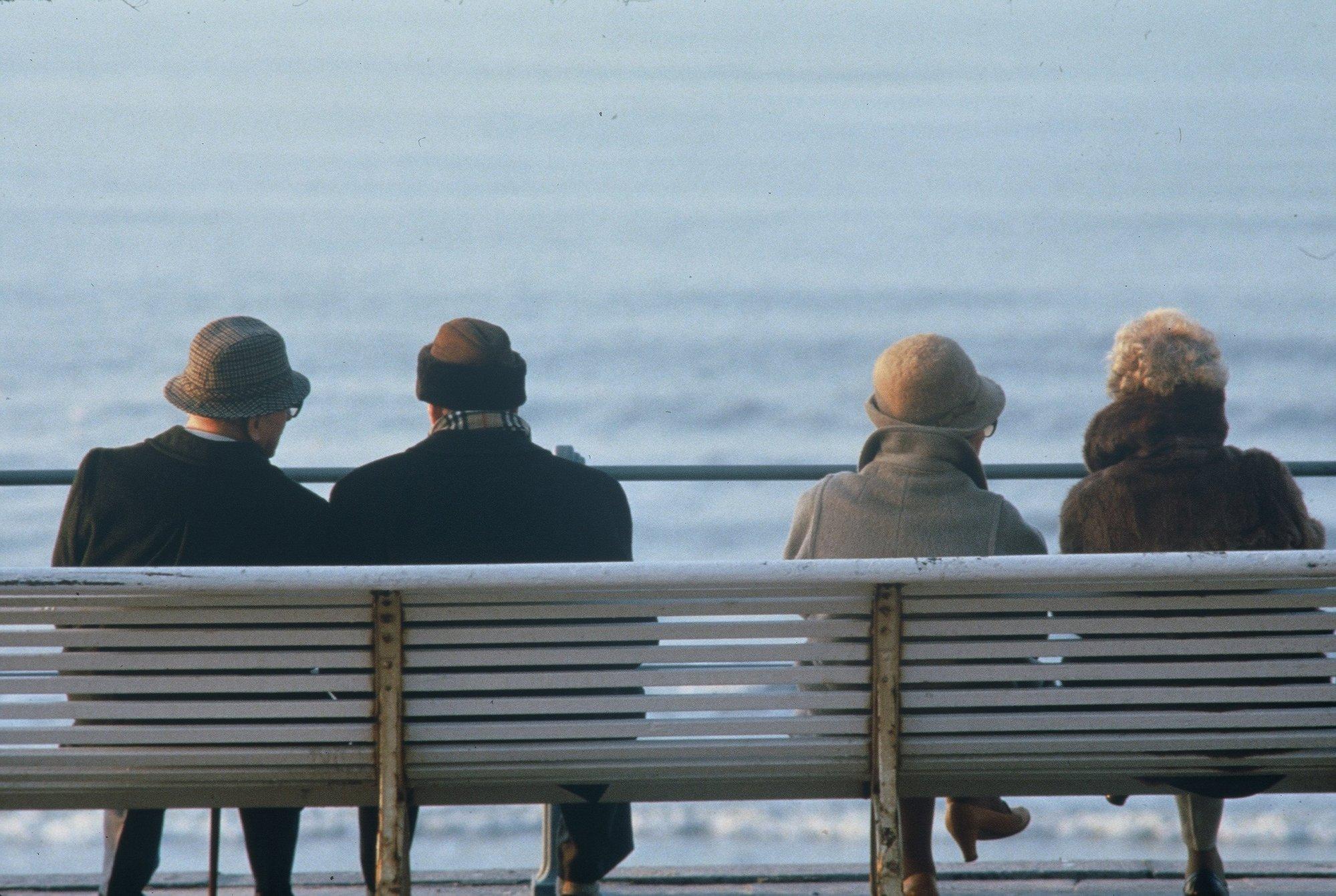 Tener 90 años puede ser una edad estupenda para aprender un idioma