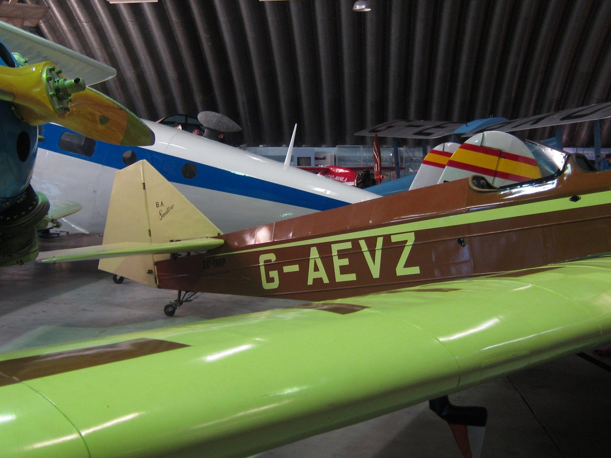 Fomento, la Comunidad y Getafe ampliarán las instalaciones del Museo de Aviones Históricos en Vuelo de Cuatro Vientos