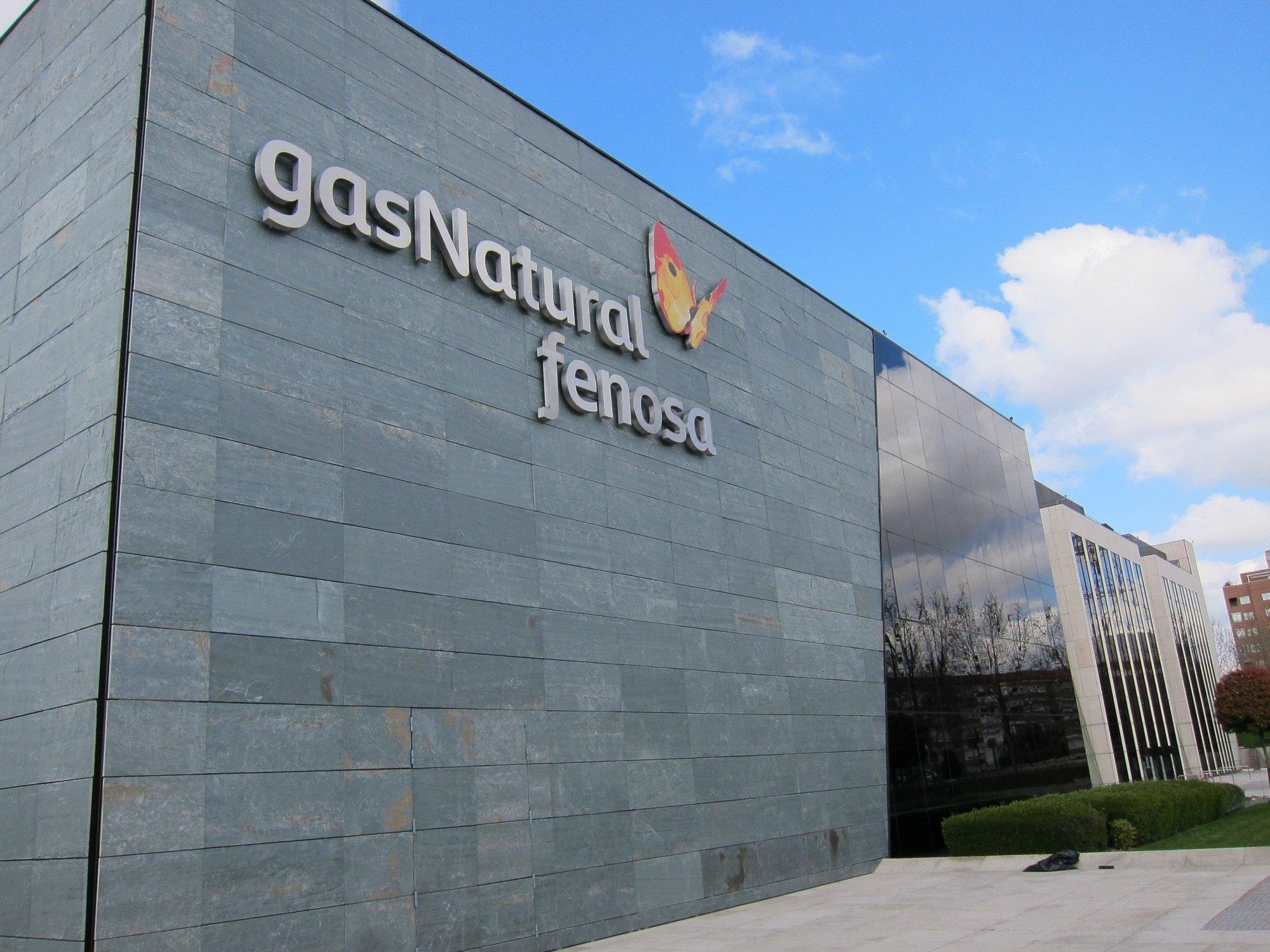 Gas Natural Fenosa ganó 1.325 millones en 2011, un 10,3% más