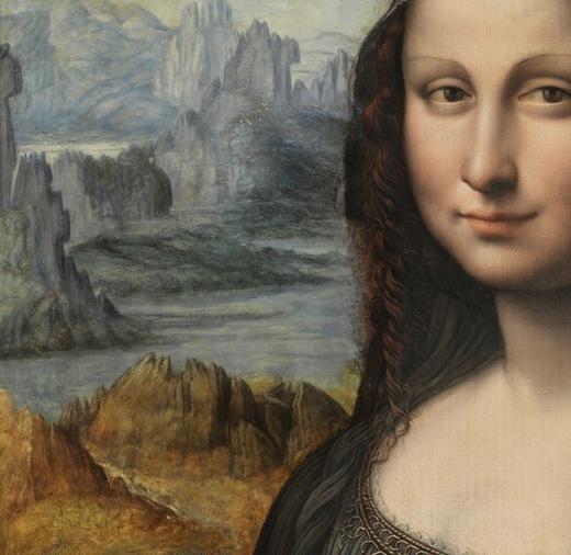 La »Gioconda» del Prado fue pintada en el taller de Leonardo da Vinci