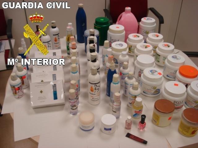 La Guardia Civil se incauta de 55 kilos de cocaína este fin de semana en el aeropuerto de Barajas