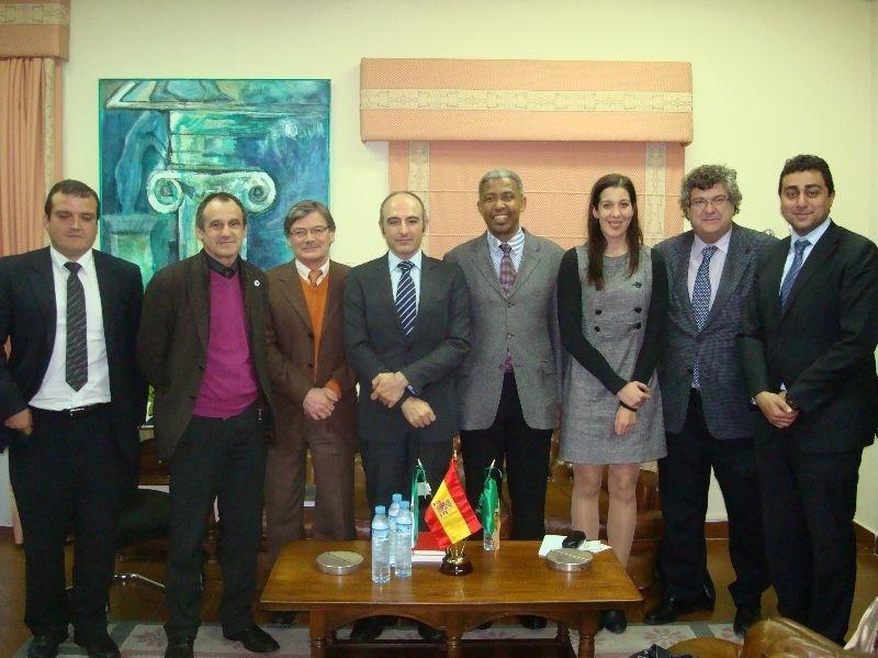 El proyecto »Hidranatura» inicia conversaciones con Namibia e Israel para  la gestión «eficiente» del agua dulce