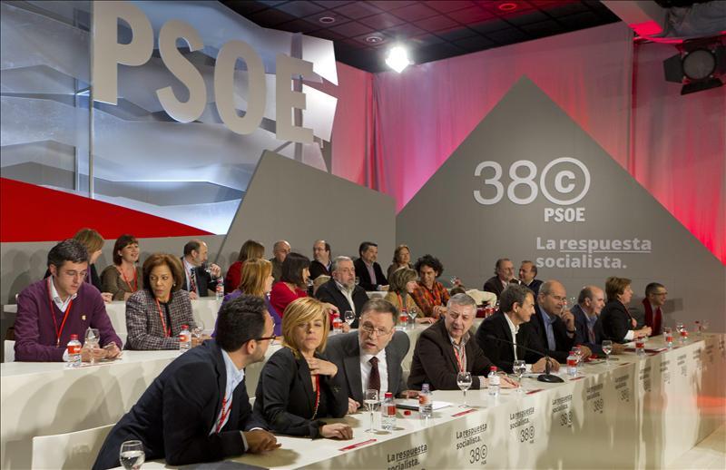 El PSOE se tiene que enfrentar a un ERE en su propia sede