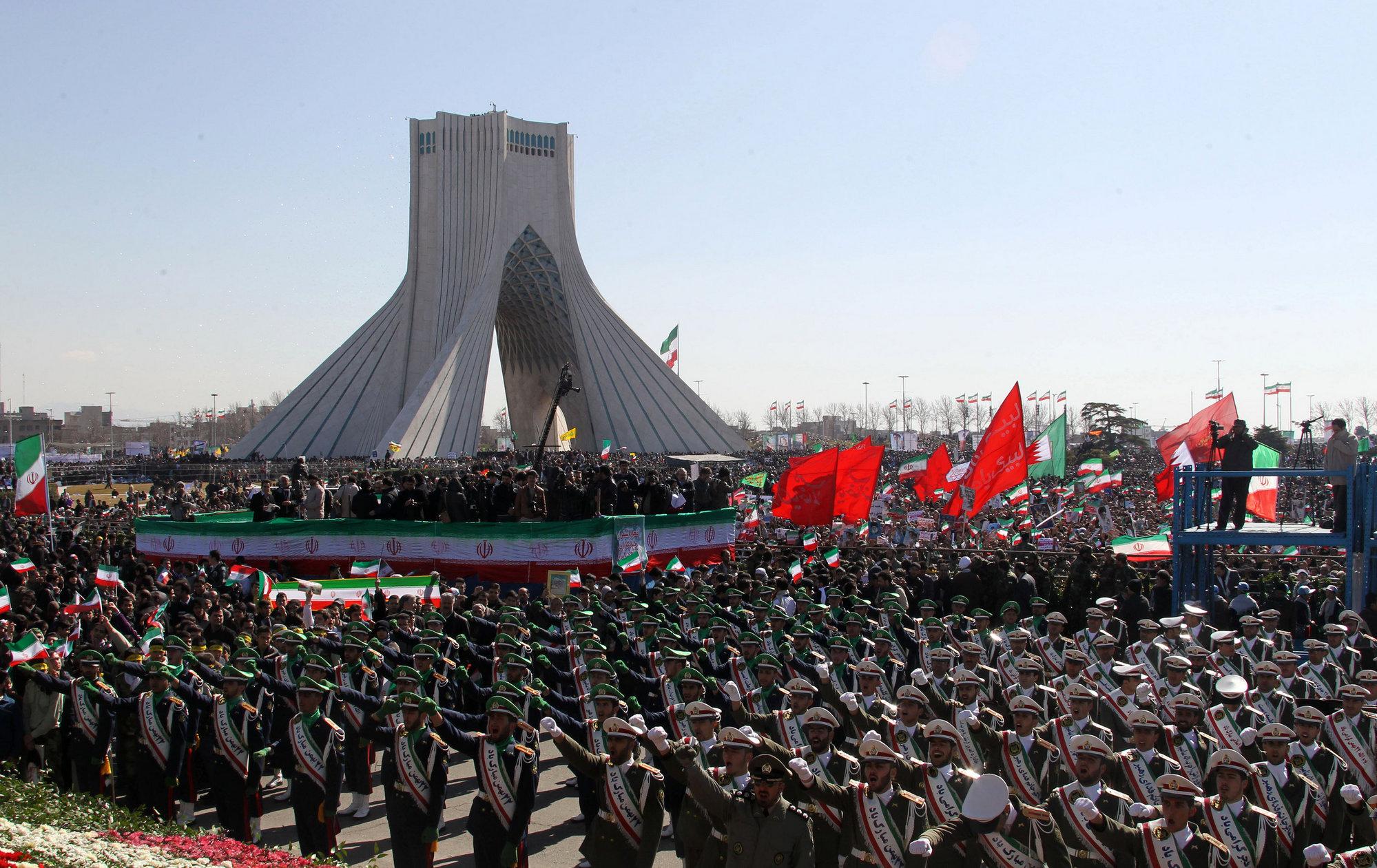 Irán avisa: atacará antes de que sus enemigos puedan ponerles en peligro