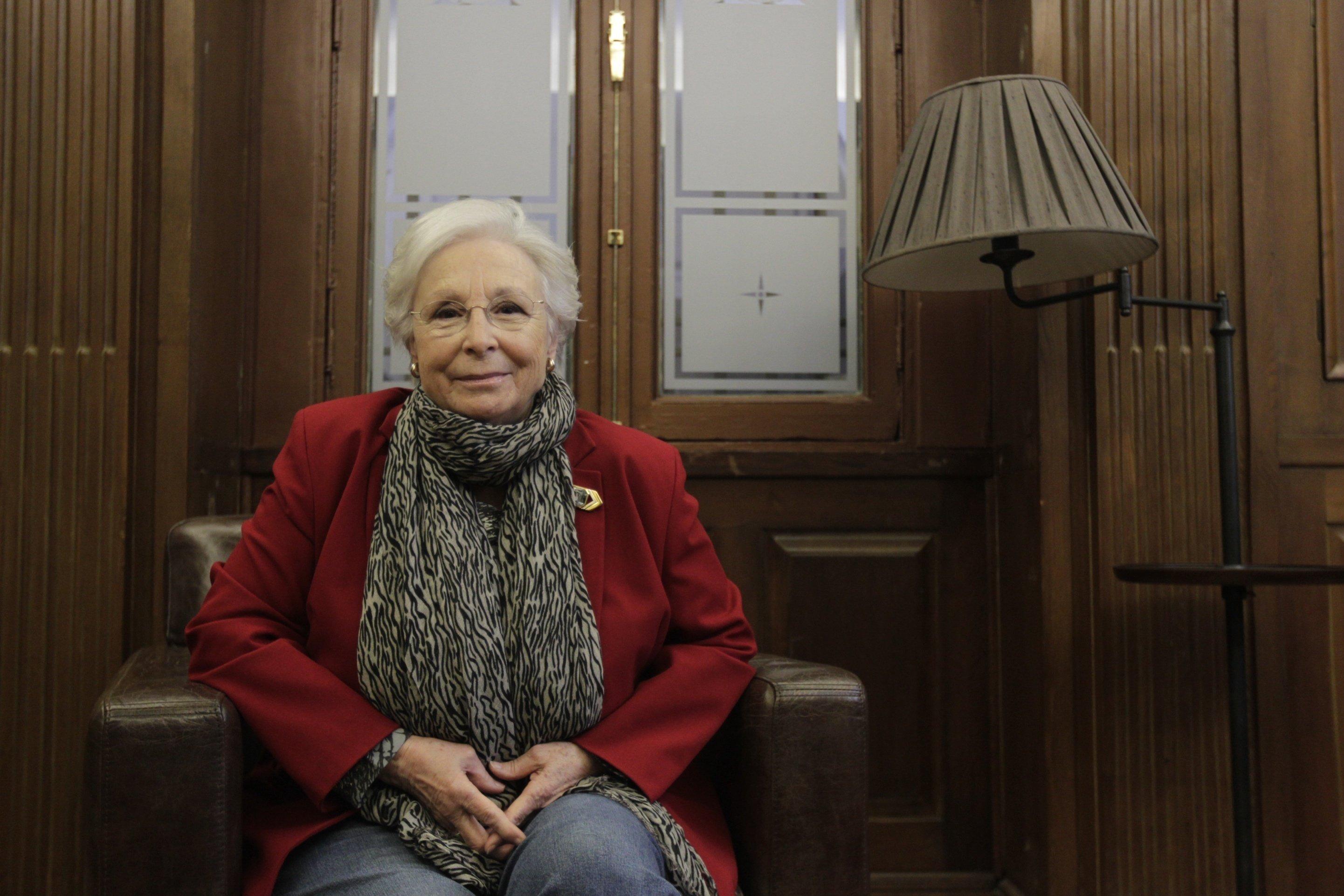 Josefina Molina agradece a la Junta su elección «entre los muchos y maravillosos Hijos Predilectos andaluces»