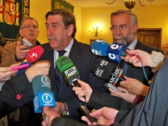 Lago reconoce que no existen «novedades» en el proyecto del AVE Madrid-Badajoz con parada en Talavera