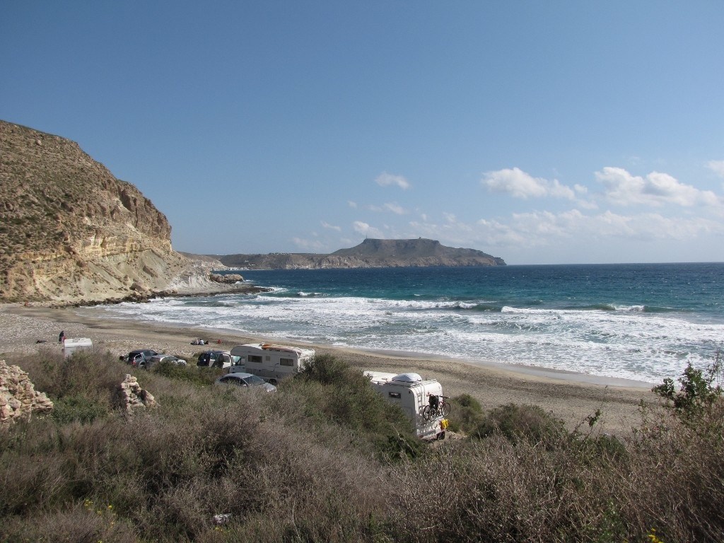 M.Nace una plataforma para alertar de los «peligros» urbanísticos y medioambientales de Cabo de Gata