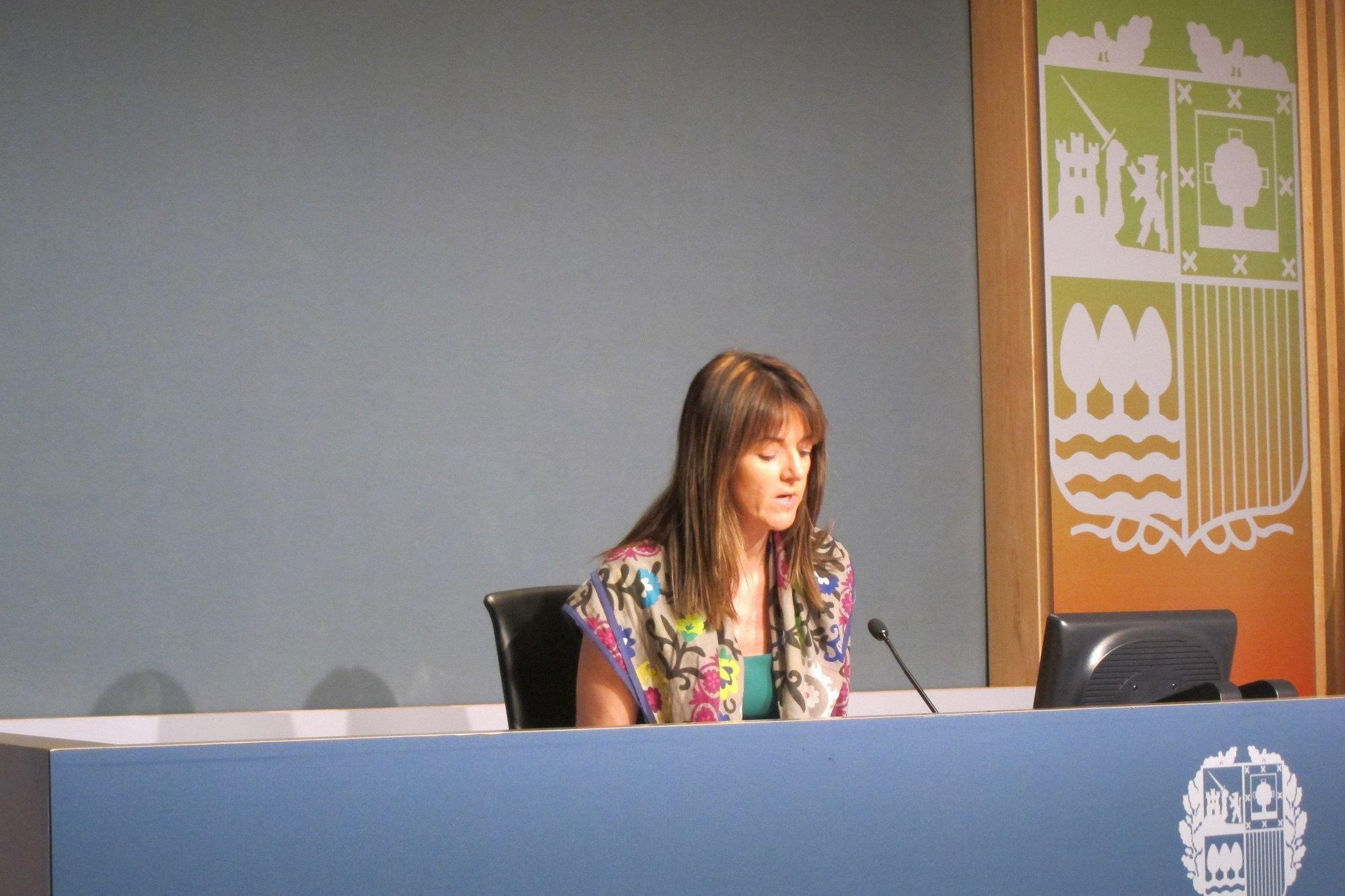Mendia dice que los partidos «deben trabajar y trabajan» en exigir la desaparición «definitiva» de ETA