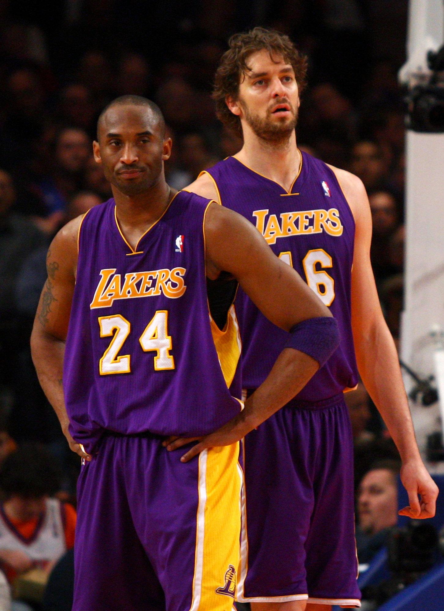 Los Lakers mantienen la duda sobre Gasol