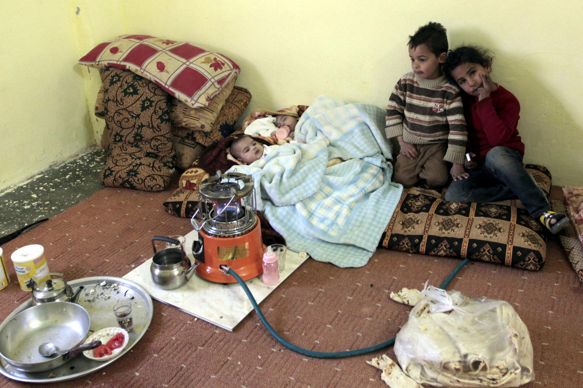 La ONU y la UE exigen a Siria que permita el acceso urgente de ayuda humanitaria