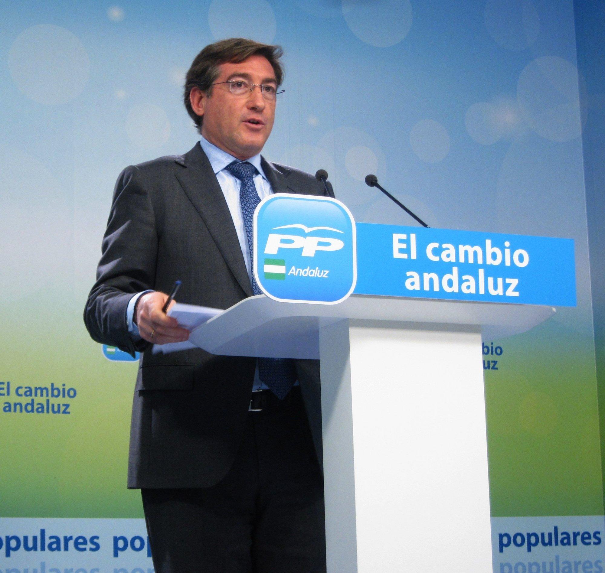 PP-A pregunta a Griñán por qué no abre una investigación «si no sabía nada» de la destrucción de información de los ERE