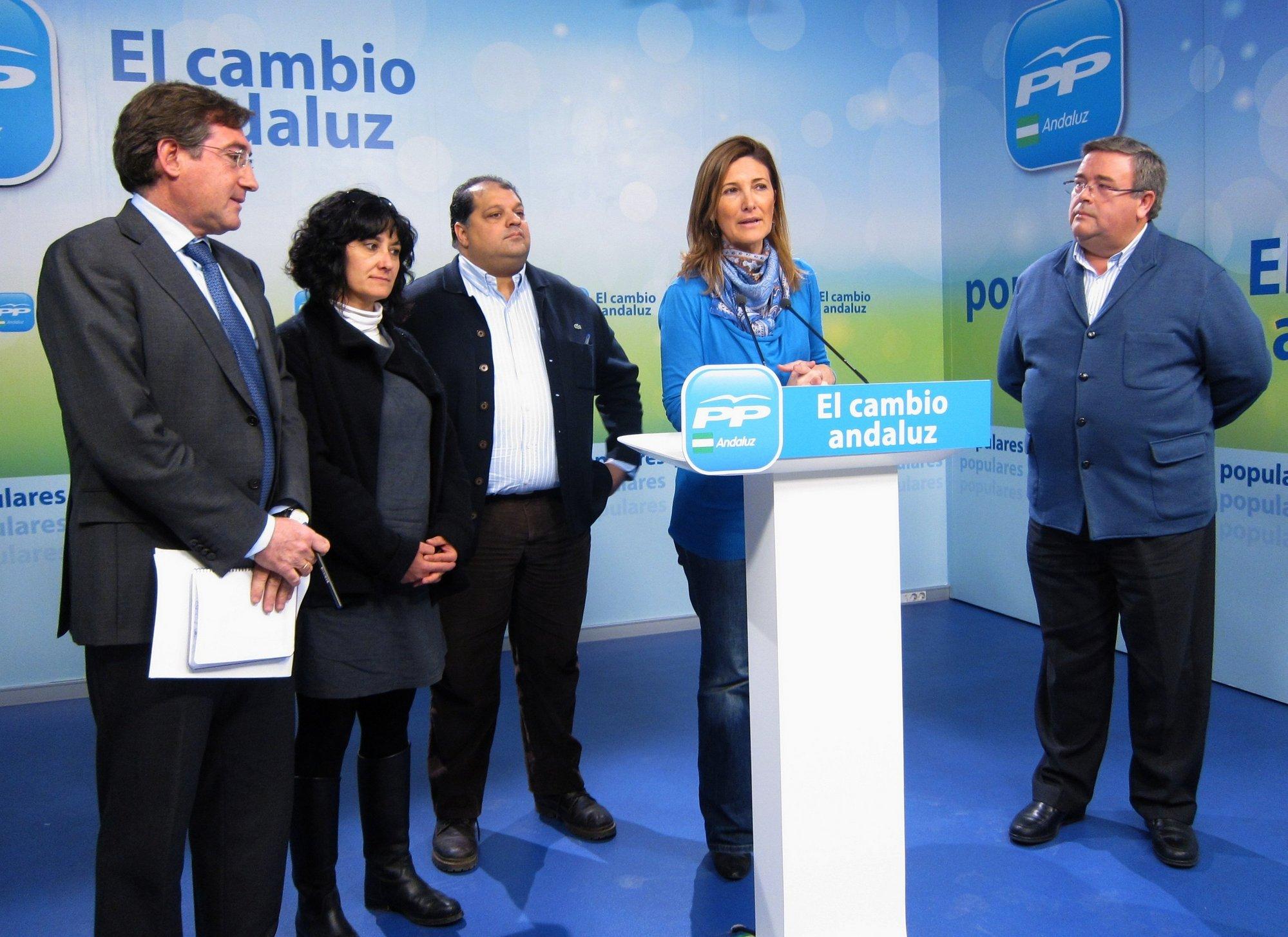 PP-A llevará en su programa un «gran pacto» contra la pobreza y un Plan de Empleo ligado a la Ley de Dependencia