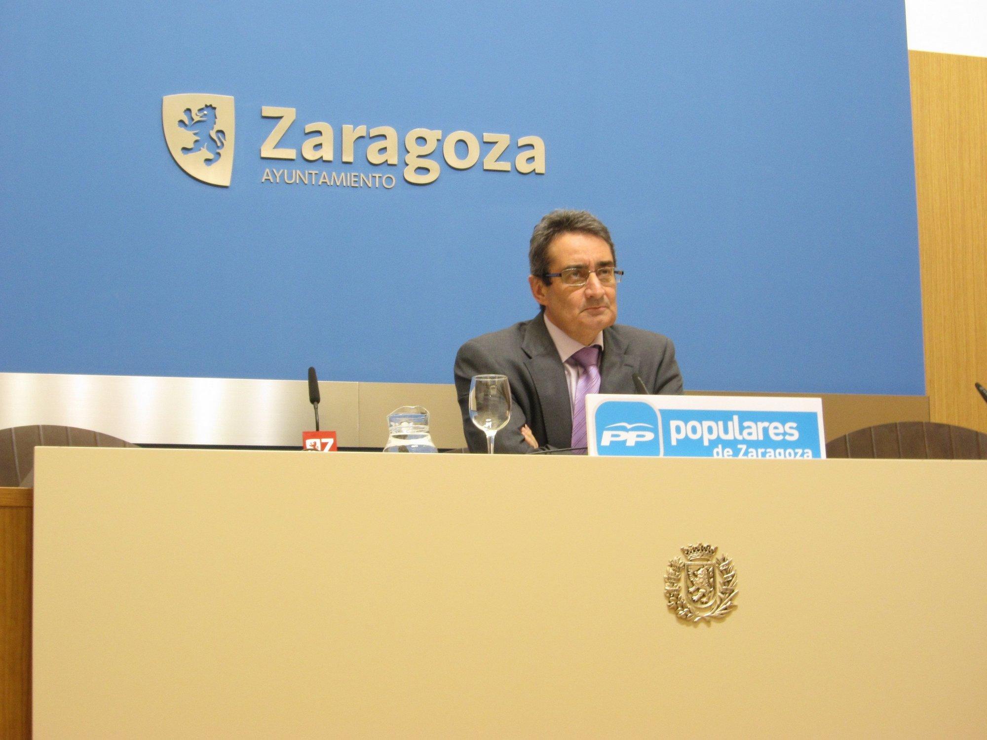 El PP exige al área de Cultura que señalice y rotule los restos arqueológicos del Balcón de San Lázaro