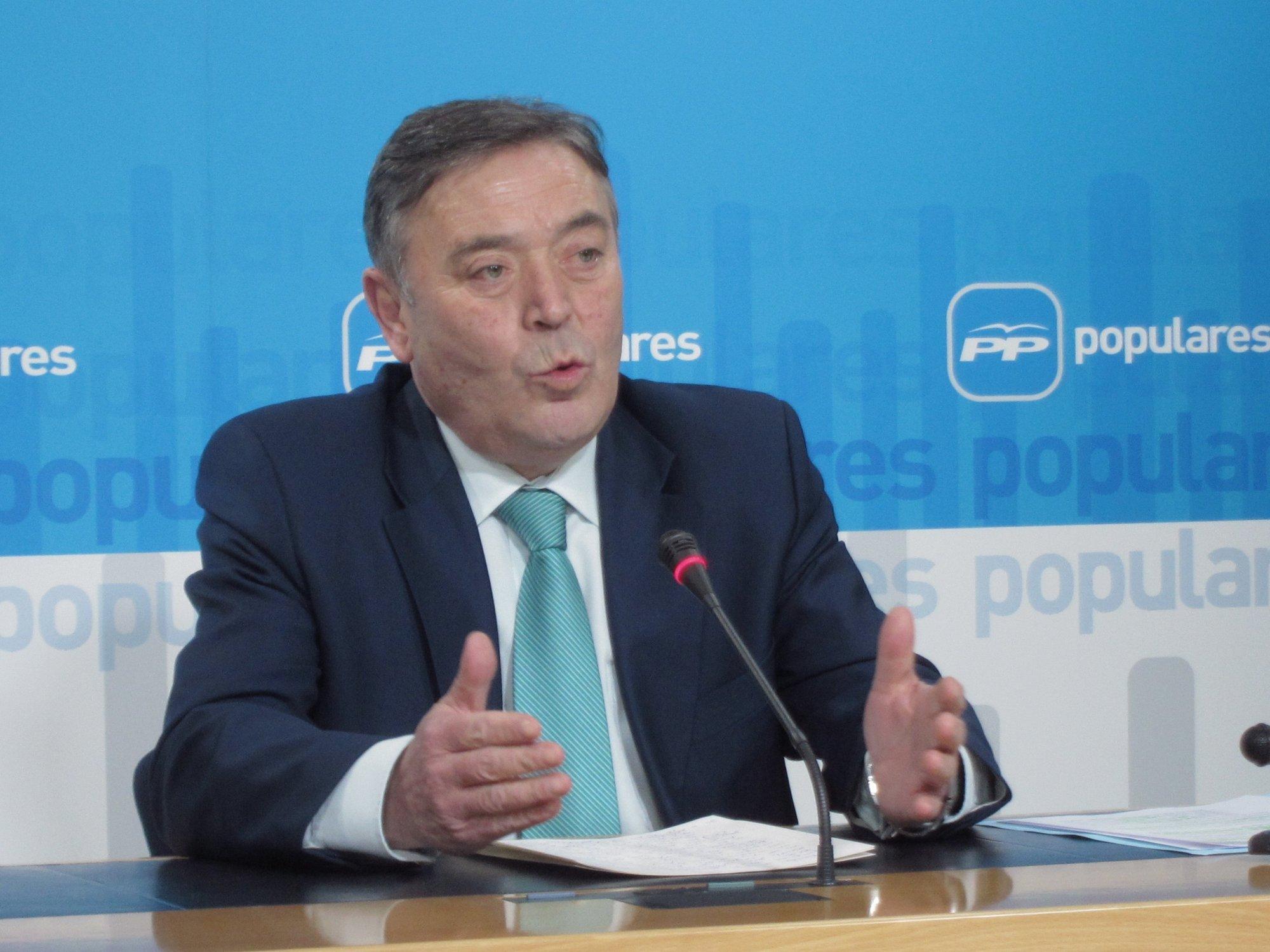 PP explica que es Gicaman y no Echániz quien tiene competencias en la rescisión del contrato del hospital de Toledo