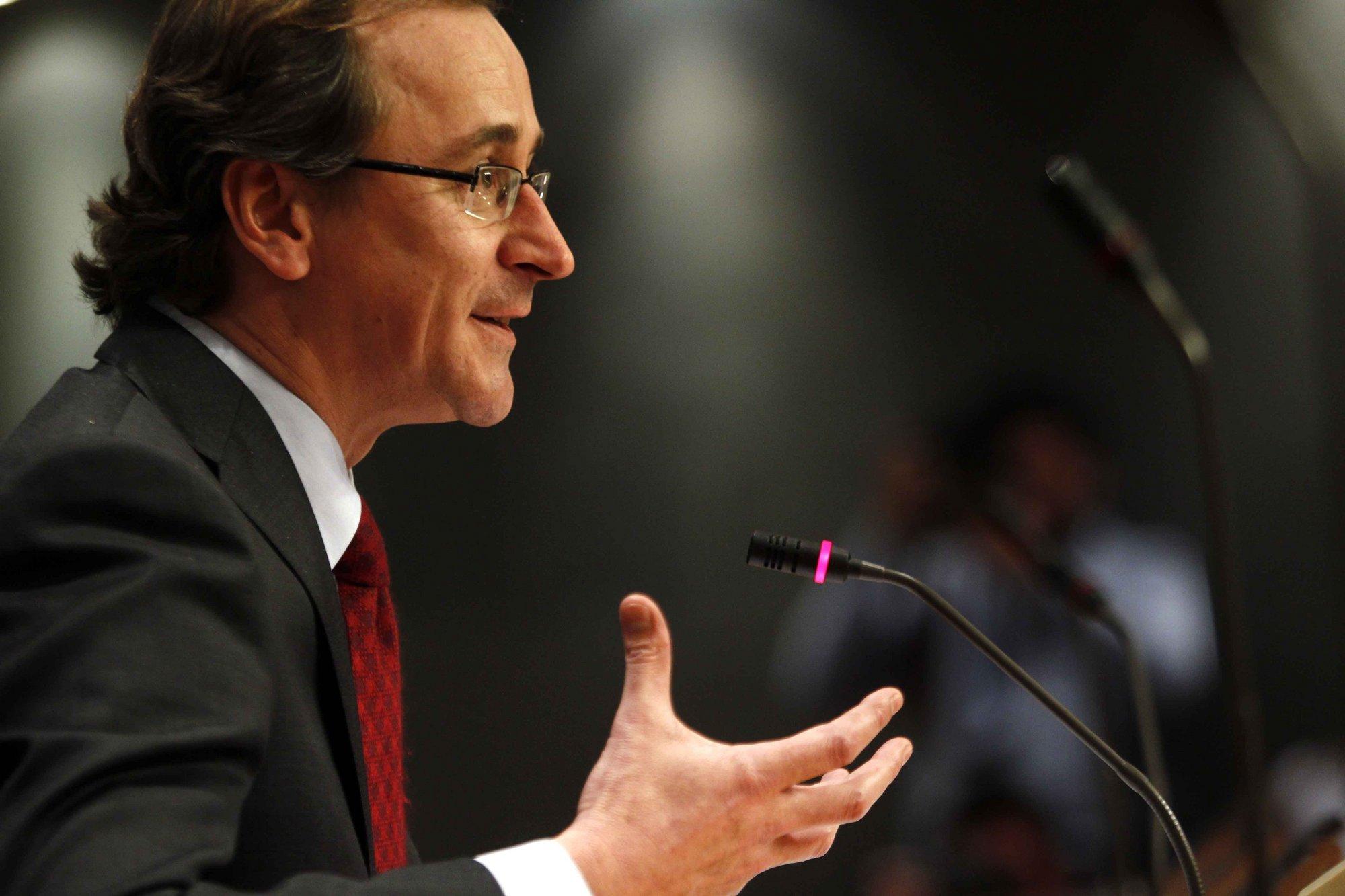 El PP expresa su preocupación por la imagen de España como país de violencia callejera y quiere volver a la paz social