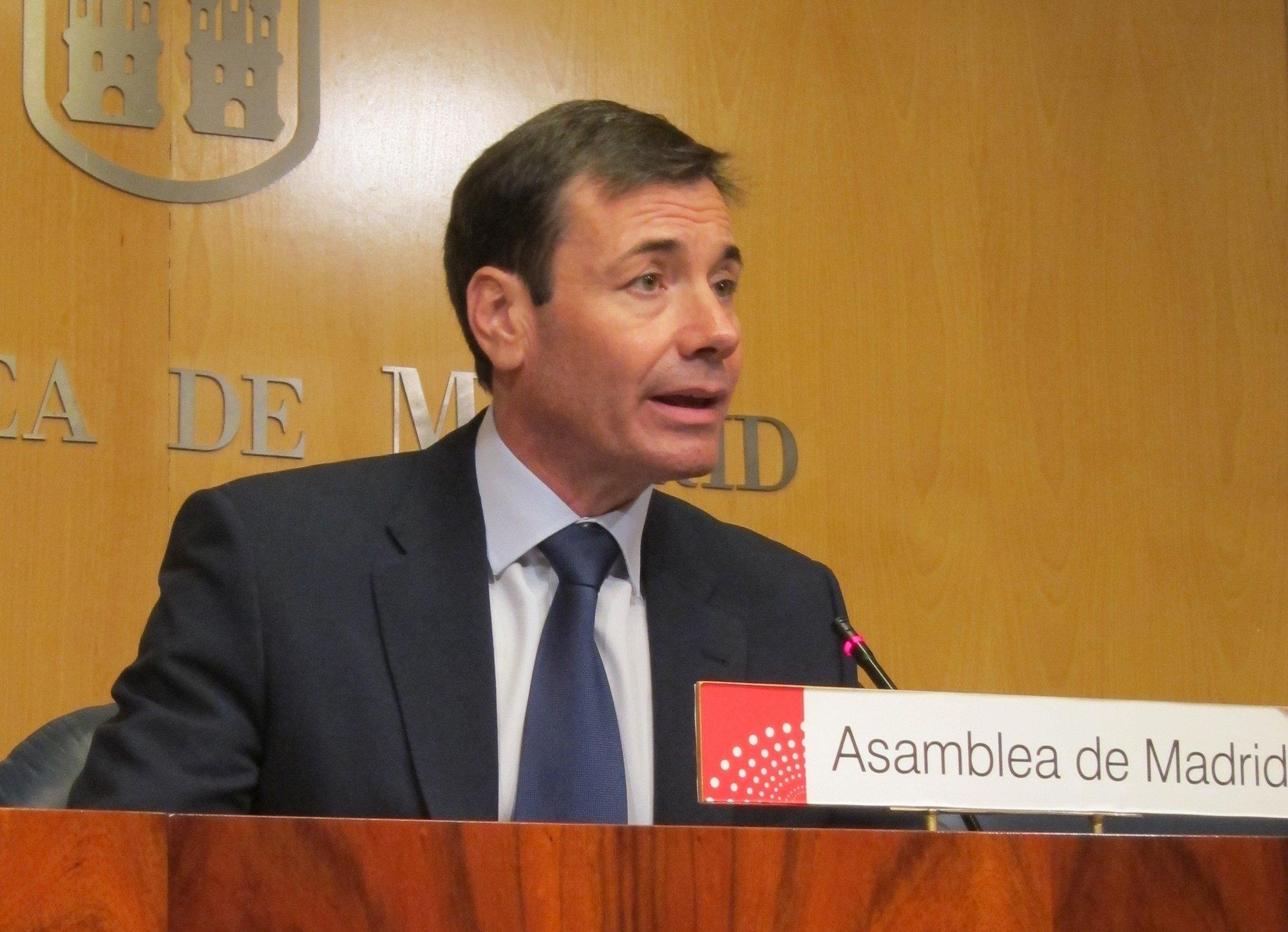 PSM se queja de los «insultos» de miembros del Gobierno de la Comunidad de Madrid a diputados de oposición
