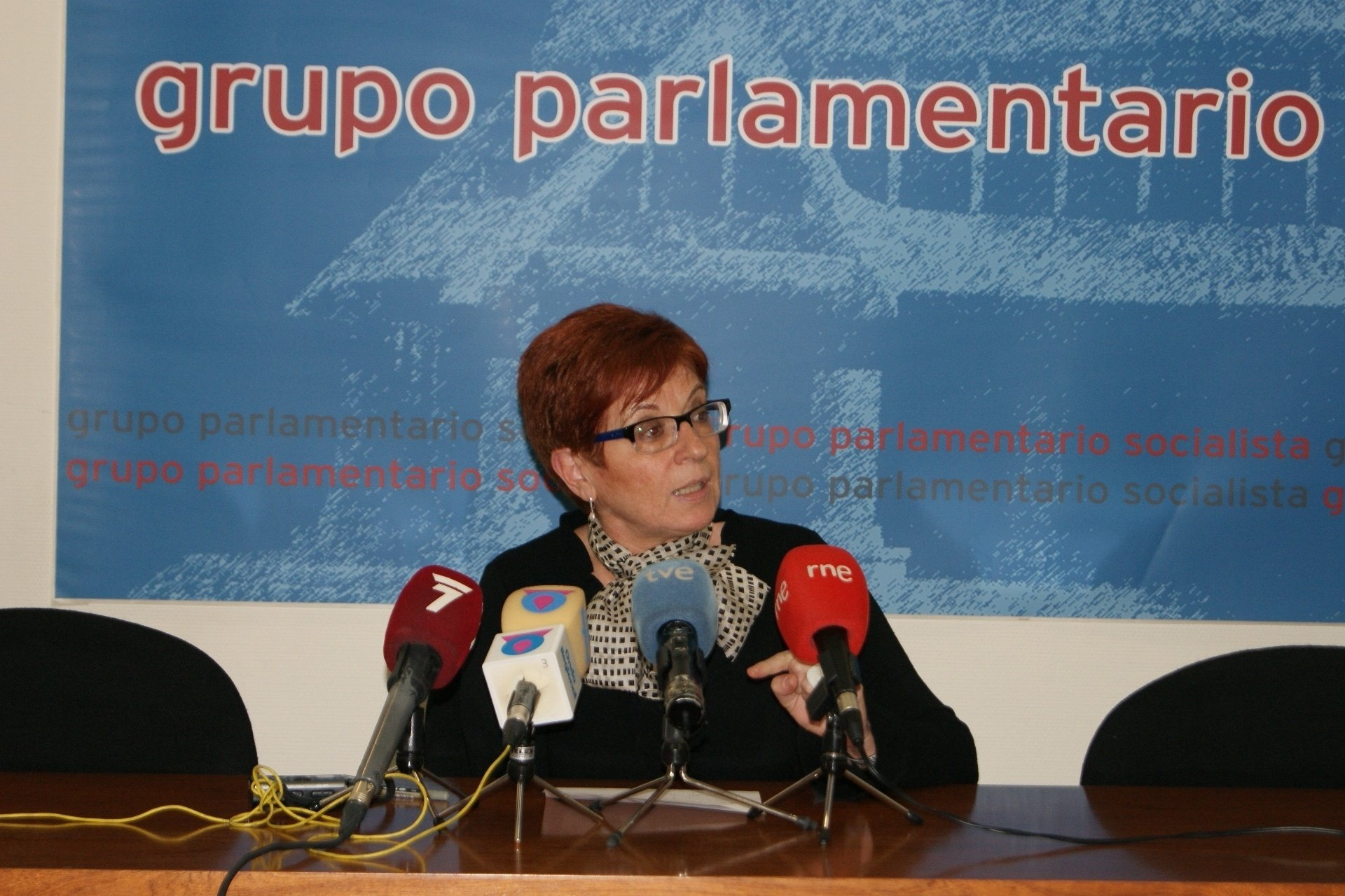 El PSOE pide a Valcárcel que sea tan insistente con el Gobierno de Rajoy como lo fue con el de Zapatero