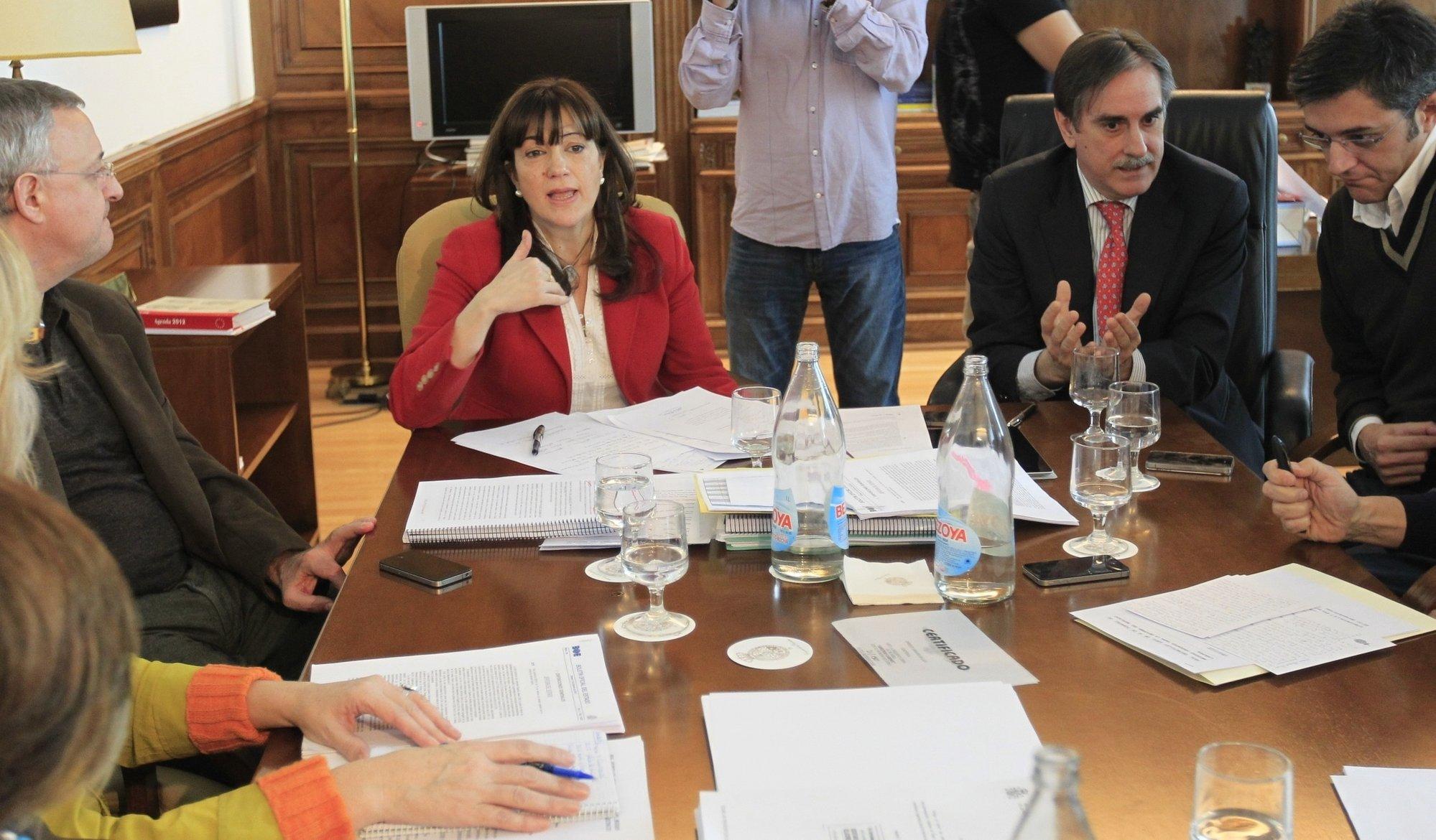 El PSOE pide investigar los excesos policiales en Valencia y depurar responsabilidades